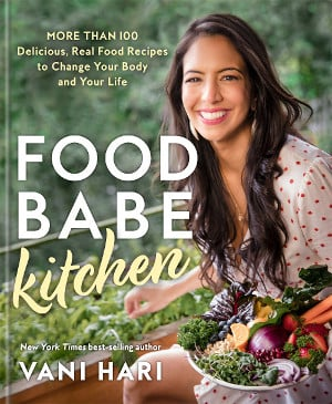 Food Babe Kitchen - Cover