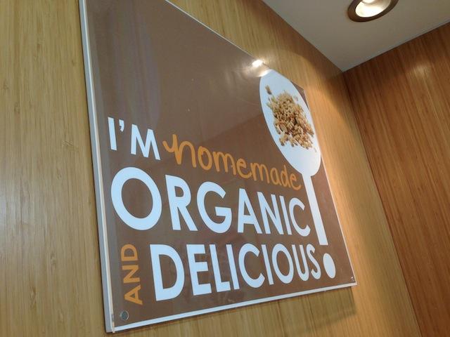 organic yoforia