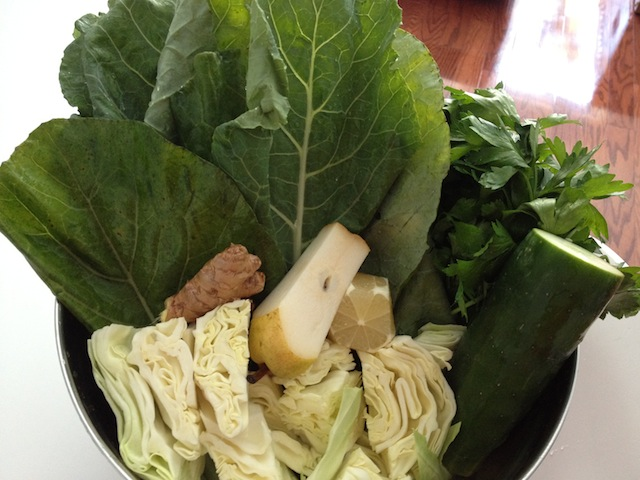 Cabbage Patch Kid Juice