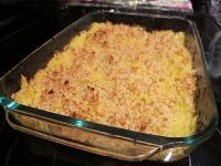 Spaghetti Squash Casserole – A Vegan Thanksgiving Dish