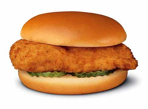chicken sandwich - food babe