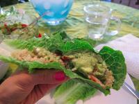 Quinoa Avocado Tacos