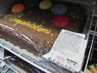 Why You Shouldn't Buy Supermarket Birthday Cakes