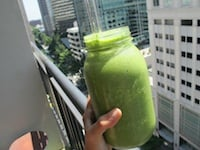 The Green Smoothie That Made the News