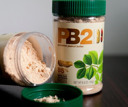 d8d8fa0ae6fd The Truth About PB2 & Powdered Peanut Butter