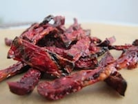 Beet Root French Fries