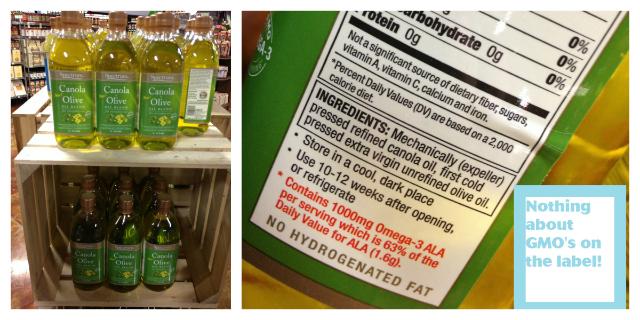 Olive Oil Spectrum