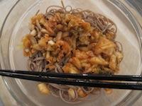 Kimchi & Noodles