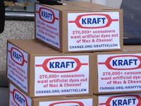 Kraft Yellow Petition Update – 175,000 signatures and growing