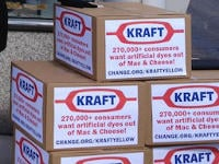 Kraft Petition Delivery – Listen To What Happened