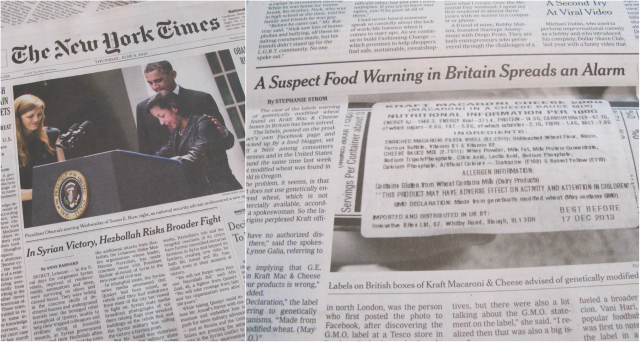 NYTimes collage
