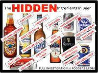 The Shocking Ingredients In Beer
