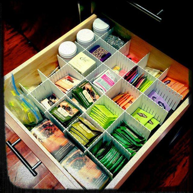 Food Babe's Tea Drawer