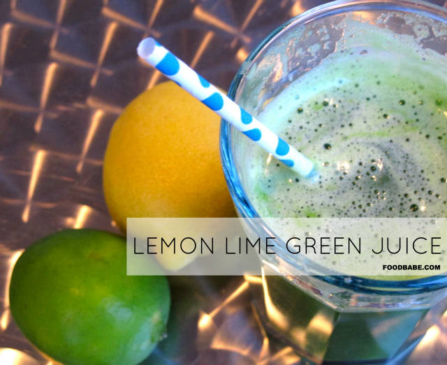 Are you making these common juicing mistakes recipe i have to share my most recent concoction which includes both lemon and lime this juice is so tart and delicious and perfect for a hot summer evening malvernweather Gallery