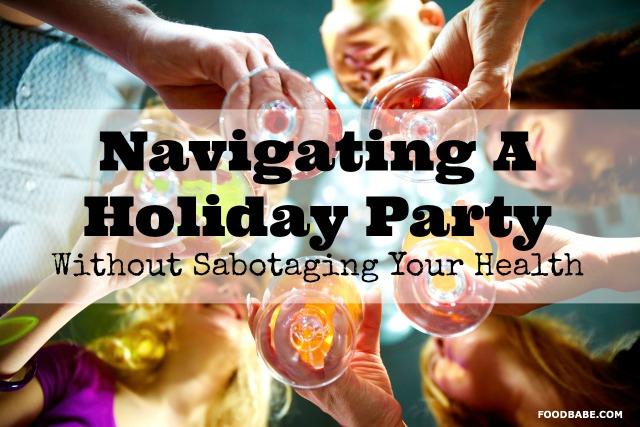 Navigating Holiday Party