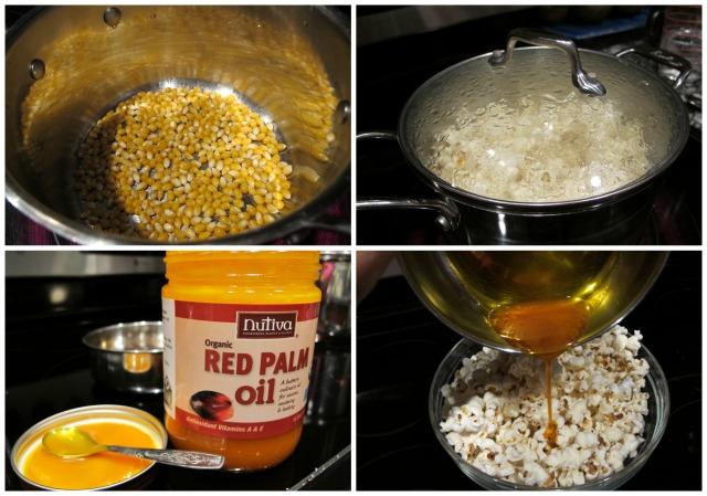 Food Babe's Superfood Popcorn