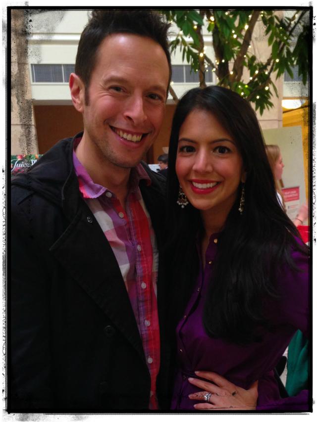 Jason Wrobel and Vani Hari