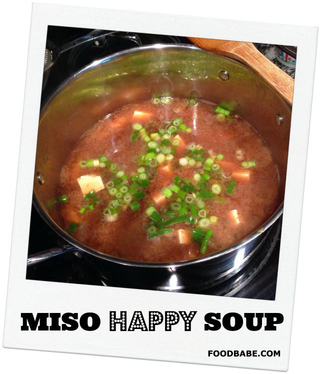 Miso Happy Soup