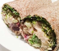 Chicken or Chickpea Salad Sandwich – The Perfect Organic To-Go Food