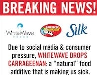 BREAKING: Major Company Removing Controversial Ingredient Carrageenan Because Of You!