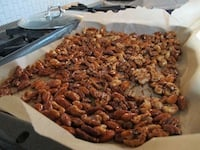 Roasted Pumpkin Spice Nuts – A Healthy Pick-Me-Up