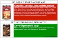 10 Grocery Store Items You Should Never Buy Again (Plus the good alternative swaps!)