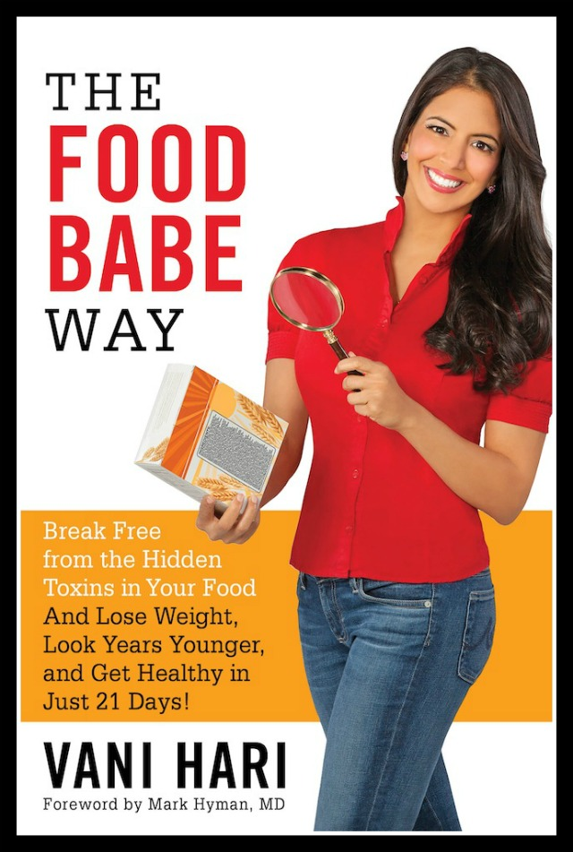 The Food Babe Way Cover Flat 640