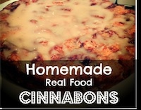 Homemade Cinnabons (Made With Real Food!)