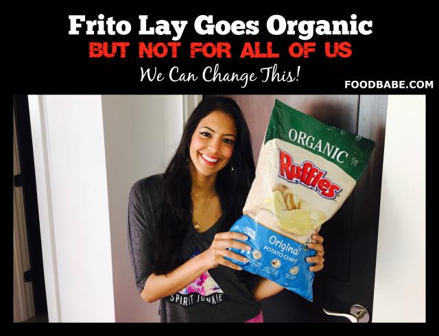 Frito Lay Food Babe