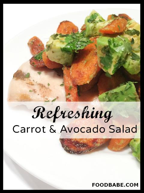 Carrot Avocado Salad-1