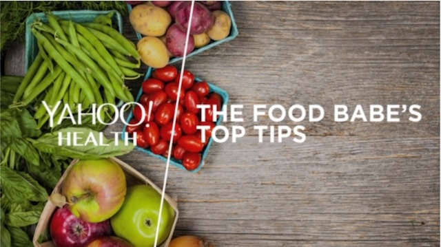 Food Babe Tips