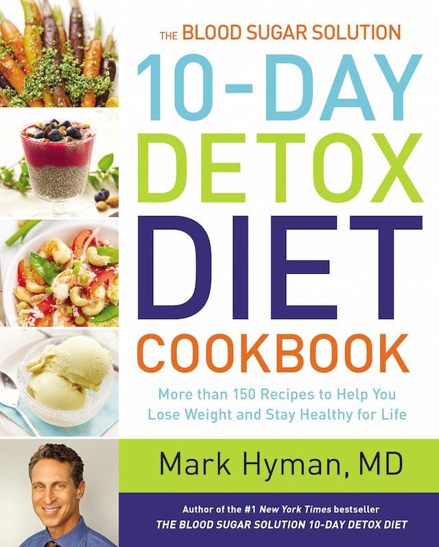 10-Day Detox Cookbook book cover