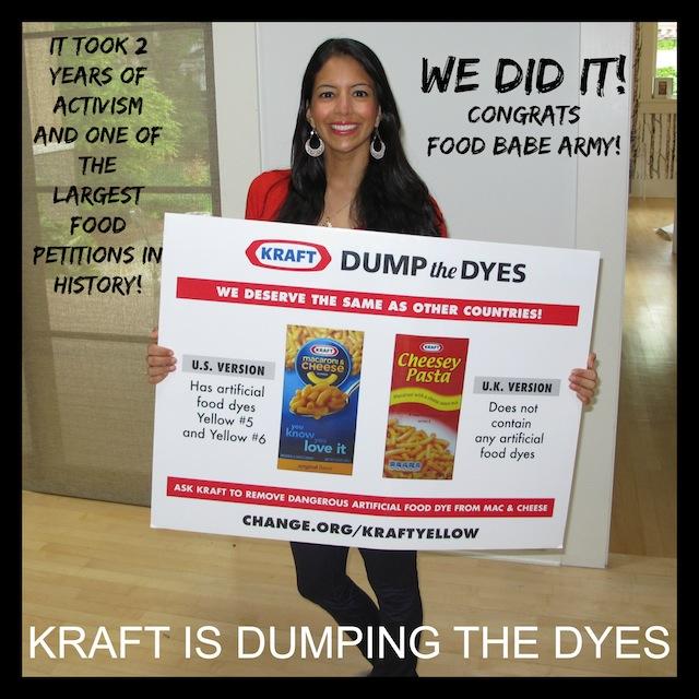 Kraft Victory Dyes