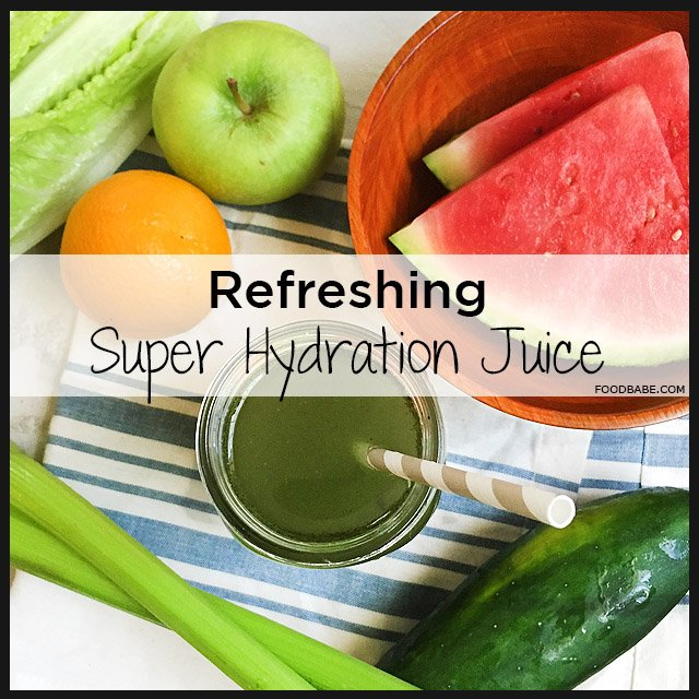 Homemade Sports Drink (Without The Nasty Artificial Ingredients!)