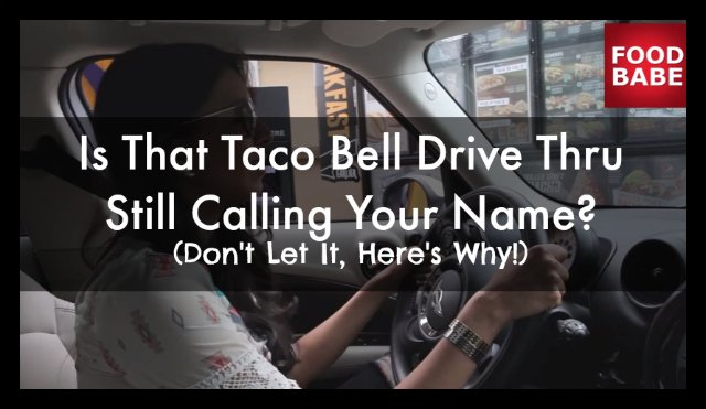 Taco Bell Preview
