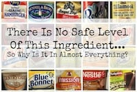 There's No Safe Level Of This Ingredient, So Why Is It In Almost Everything?