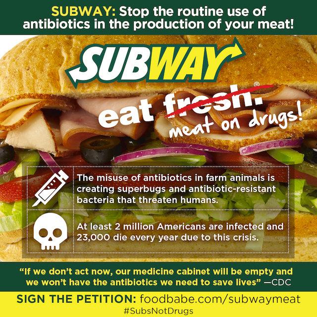FB_SubwayEatDrugsAntibiotics