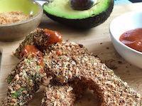 Coconut Avocado Fries – Decadent & So Good For You!