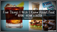 Five Things I Wish I Knew About Food Before Becoming a Doctor (by Amy Shah, M.D.)