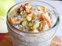 Apple Pie Chia Pudding – Make-Ahead Breakfast Idea!