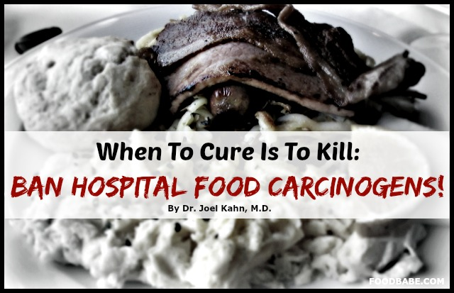 TO CURE IS TO KILL