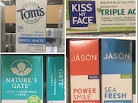 Is Your Toothpaste Full Of Carcinogens? Check this list…