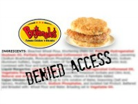 Bojangles' Chicken 'n Biscuits Whistleblower Sends Us Never Before Released Ingredients.