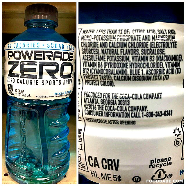 These Zero Calorie Drinks Promote Weight Gain Not Loss