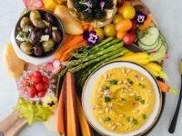 Turmeric Hummus + 10 Healing Recipes!