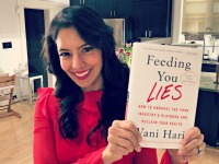 Invite: Feeding You Lies Book Launch Party On February 18th