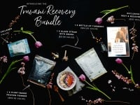 Recharge your body and mind with the Truvani Recovery Bundle