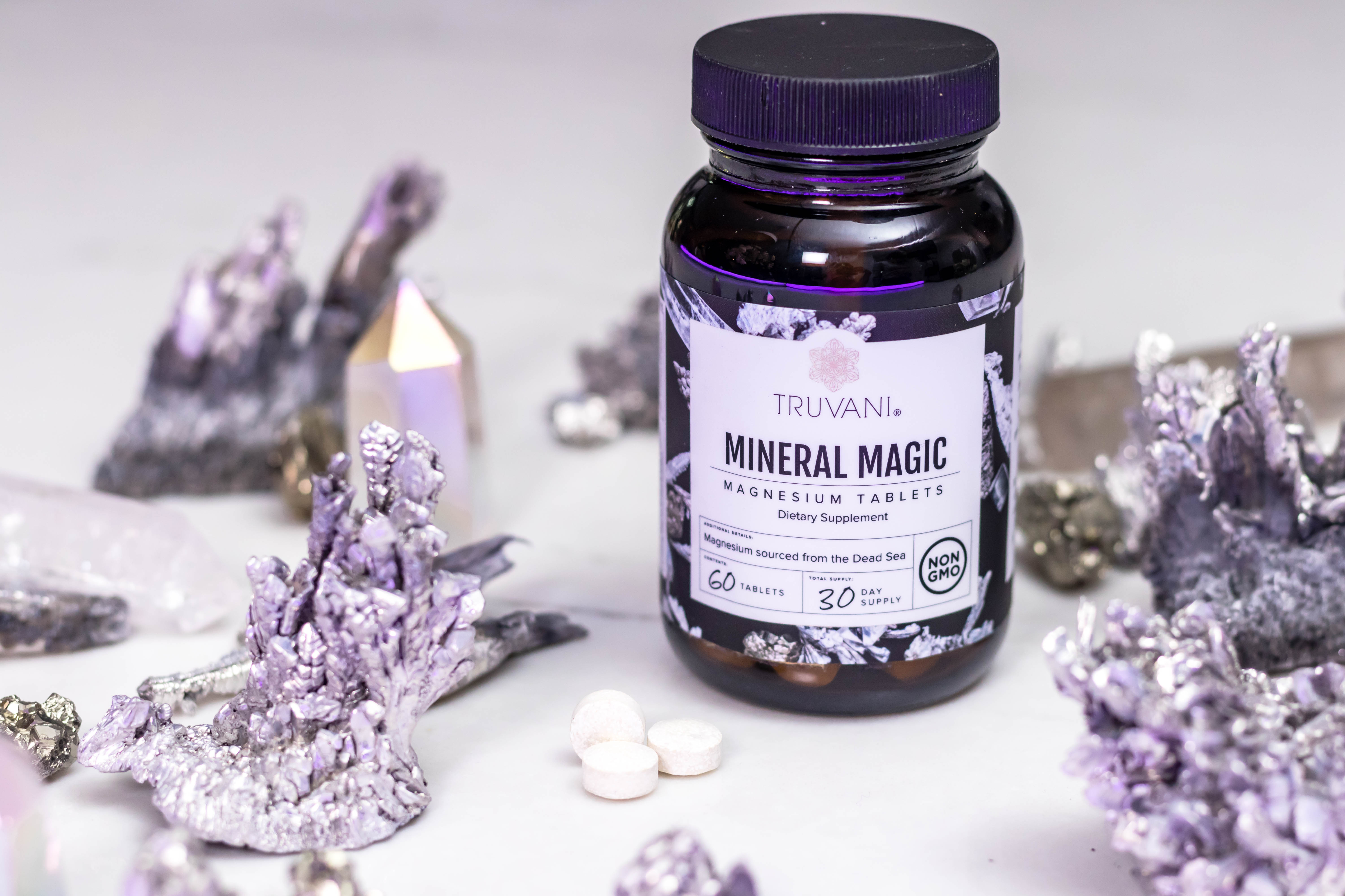 Truvani mineral magic magnesium supplement