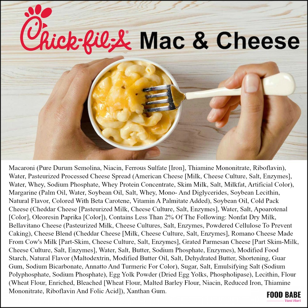 image regarding Chick Fil a Printable Menu identify Listed here are the 55 substances within a Chick-fil-A Sandwich