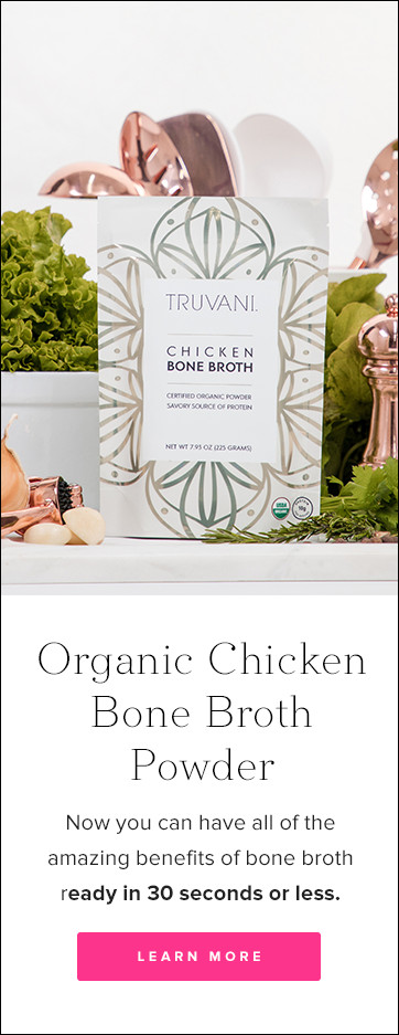 Truvani Chicken Bone Broth